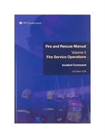 Fire Service Manual Volume 2 - Fire Service Operations - Incident Command - 3rd Edition (2008)