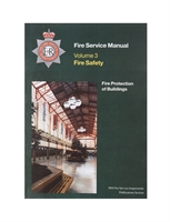 Fire Service Manual Volume 3 - Fire Safety - Fire Protection of Buildings