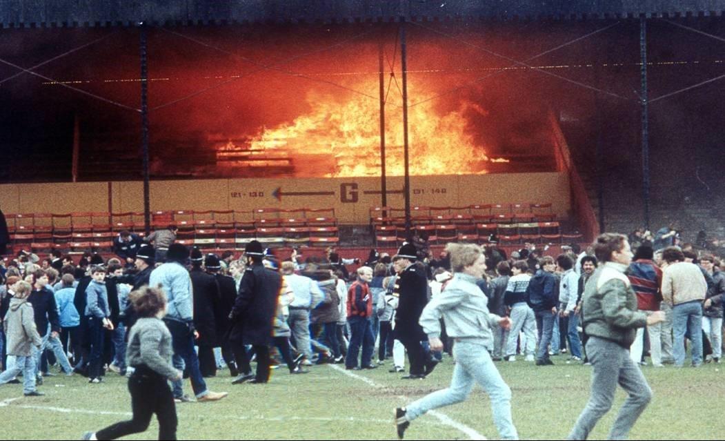 bradford city football stand