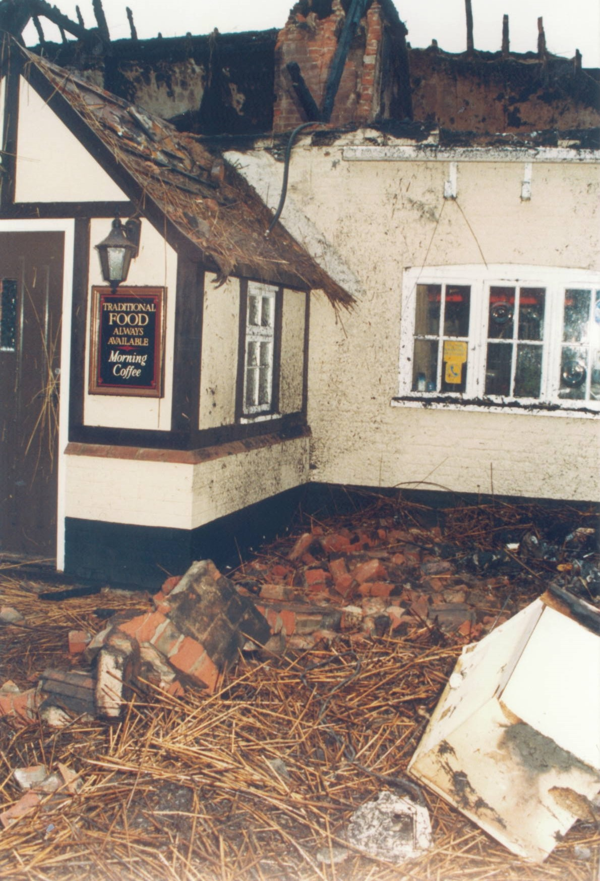1987 Norfolk Fire Chequers