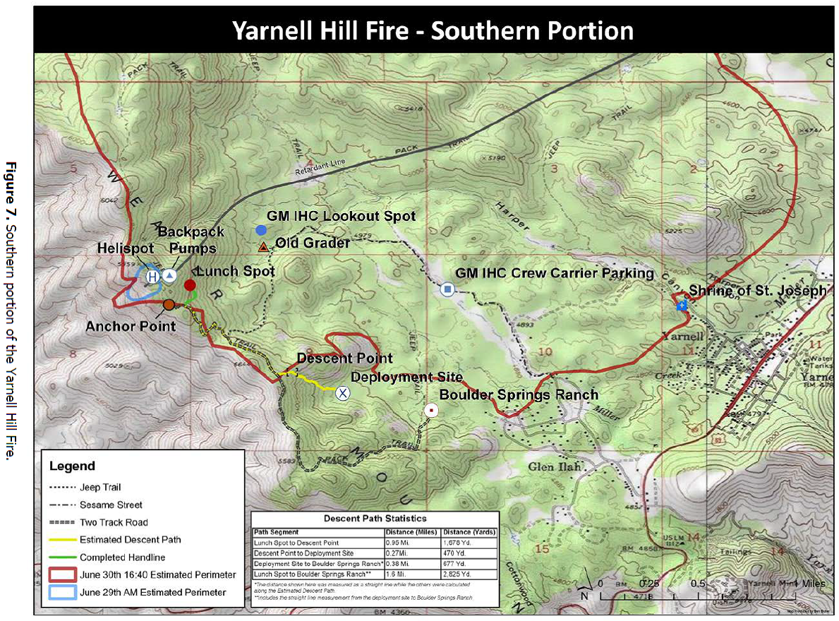 2013 Yarnell Hill Fire